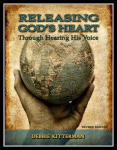 Releasing God's Heart cover frame