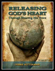Releasing God's Heart cover frame