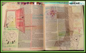 Bible journal John10