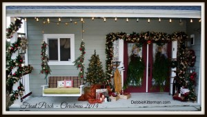 Kitterman Front Porch 2014