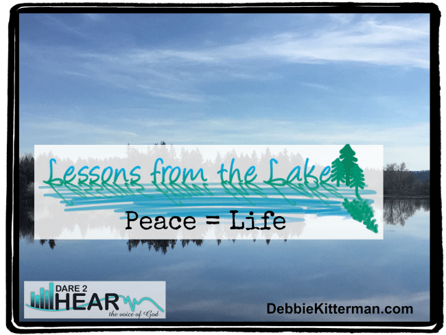 Peace = Life- Lessons from the Lake (Vlog #4)