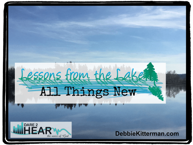 All things New Vlog #14 Lessons from the Lake