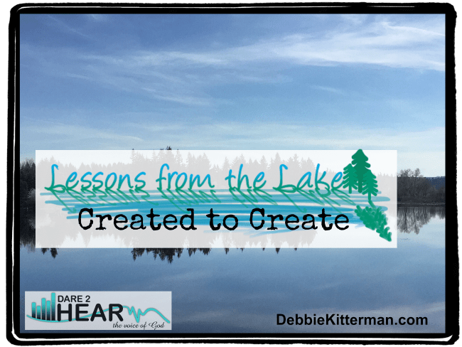 Created to Create Vlog #13 Lessons from the Lake