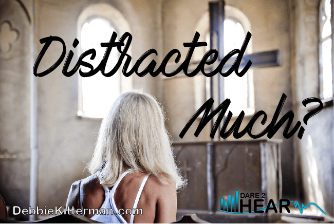 Distracted Much? & Tune In Thursday #6