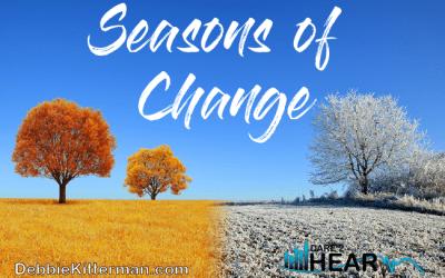 Seasons of Change & Tune In Thursday #34
