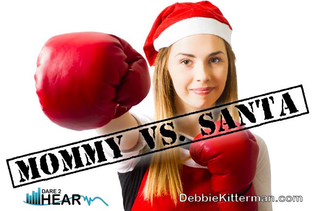 Mommy Vs. Santa & Tune In Thursday #39