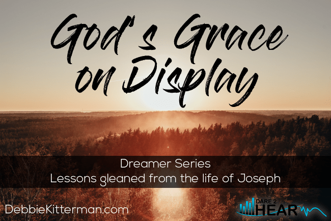 God's Grace on Display + Tune In Thursday #109