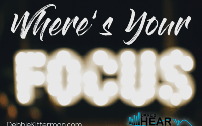 Where's Your Focus? + Tune In Thursday #141
