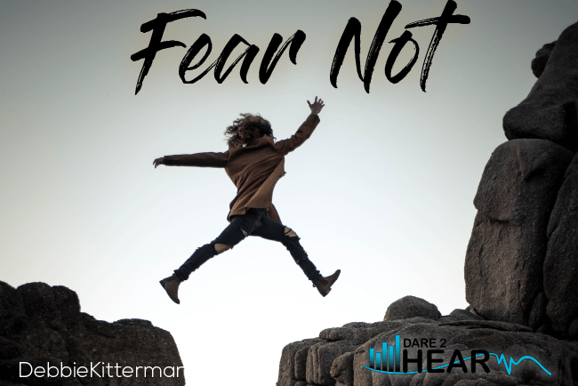 Fear Not + Tune In Thursday #151