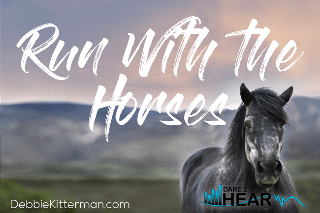 Run with the Horses + Tune In Thursday #157