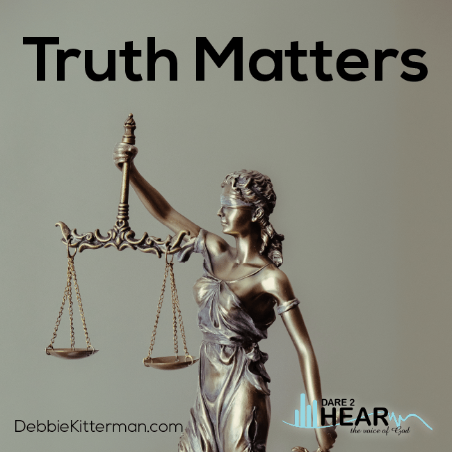 Truth Matters ~ Happy Thanksgiving & Tune In Thursday #187