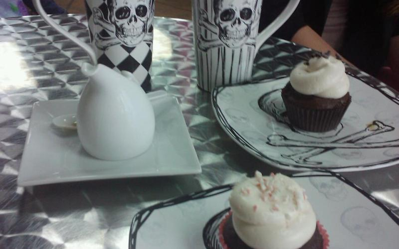 Let them Eat Cupcakes and The Hunger Games…