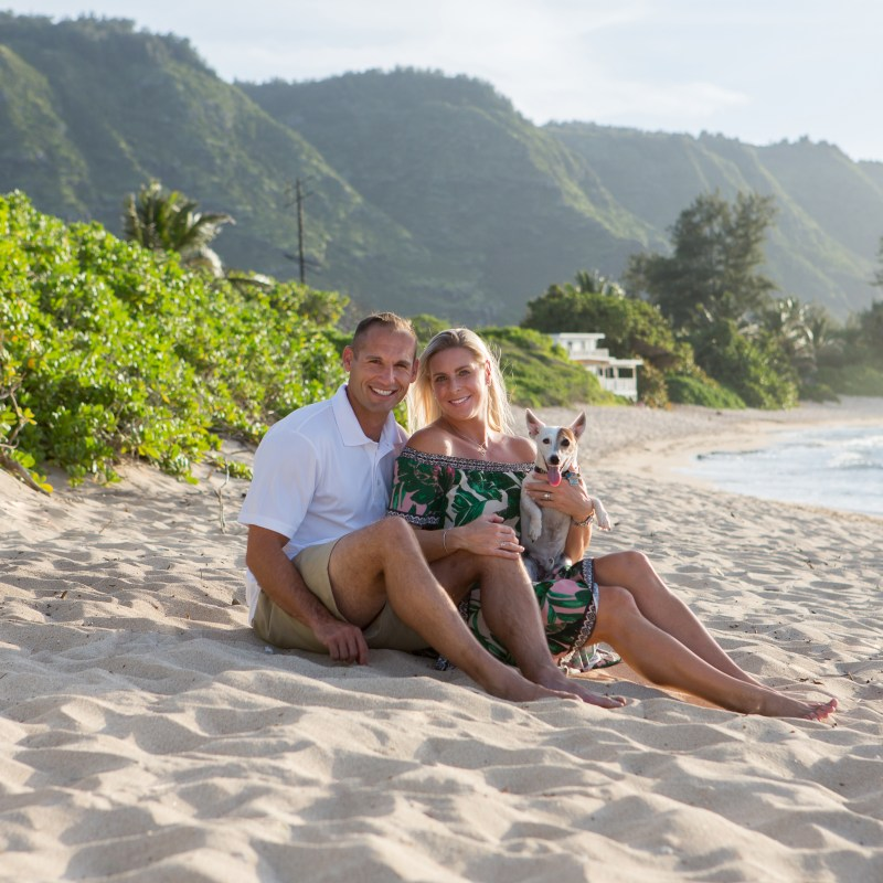 Oahu Family Photographer | North Shore Family Session