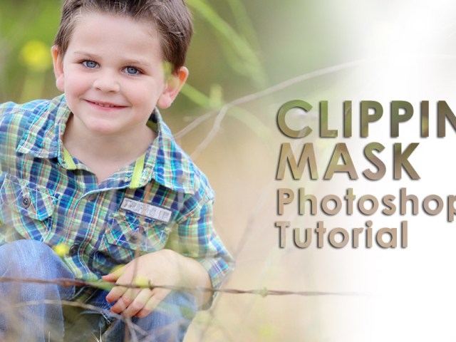 clipping mask photoshop tutorial