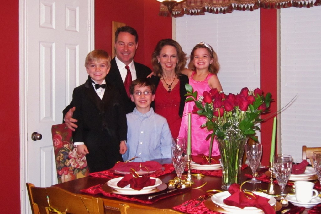 10 Ideas for Celebrating Valentine's Day – Family Style – at Home