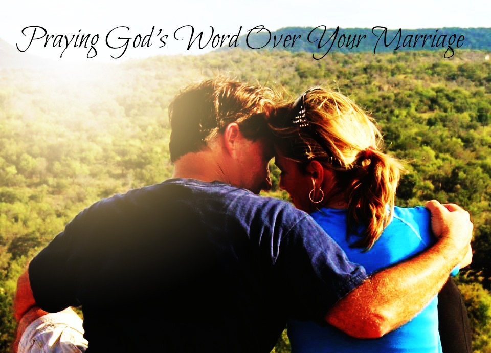 Prayings Word Over Your Marriage