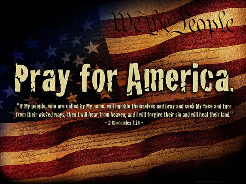 Prayer for Our Nation: 25 Verses of Hope