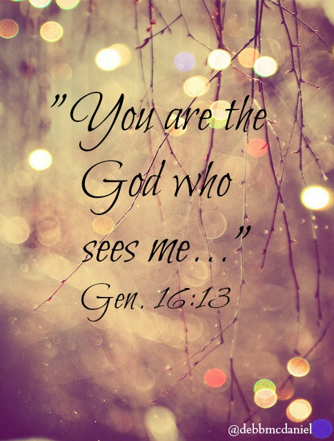 hope from the God who sees 1