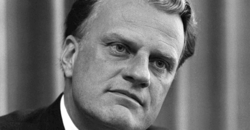 Honoring Billy Graham on His 98th Birthday: 40 Powerful Quotes
