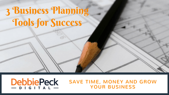 3 FREE Business Planning Tools for Success