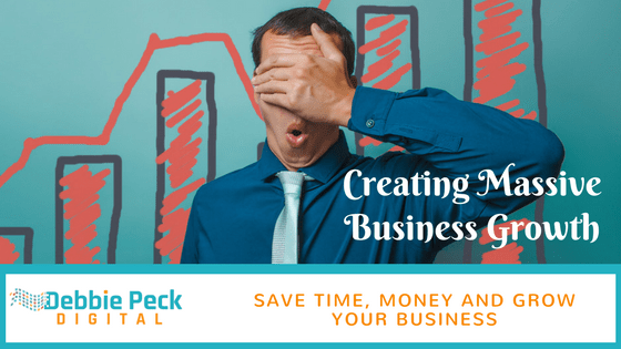 How I Created Massive Growth in My Business