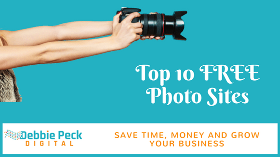 Where to Get FREE Images – 10 FREE Photo Sites