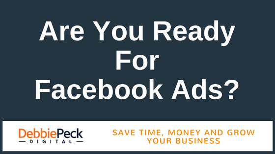 Are You Ready For Facebook Ads?