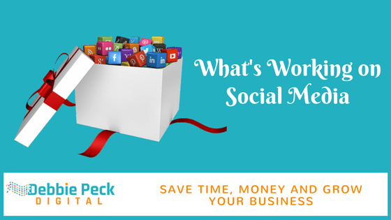 What's Working on Social Media