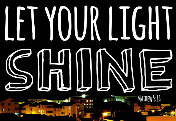 Let Your Light Shine !!! | debbiesarena
