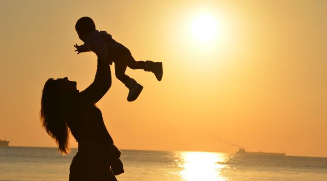 Does a Mother Ever Stop Worrying About Her Children?