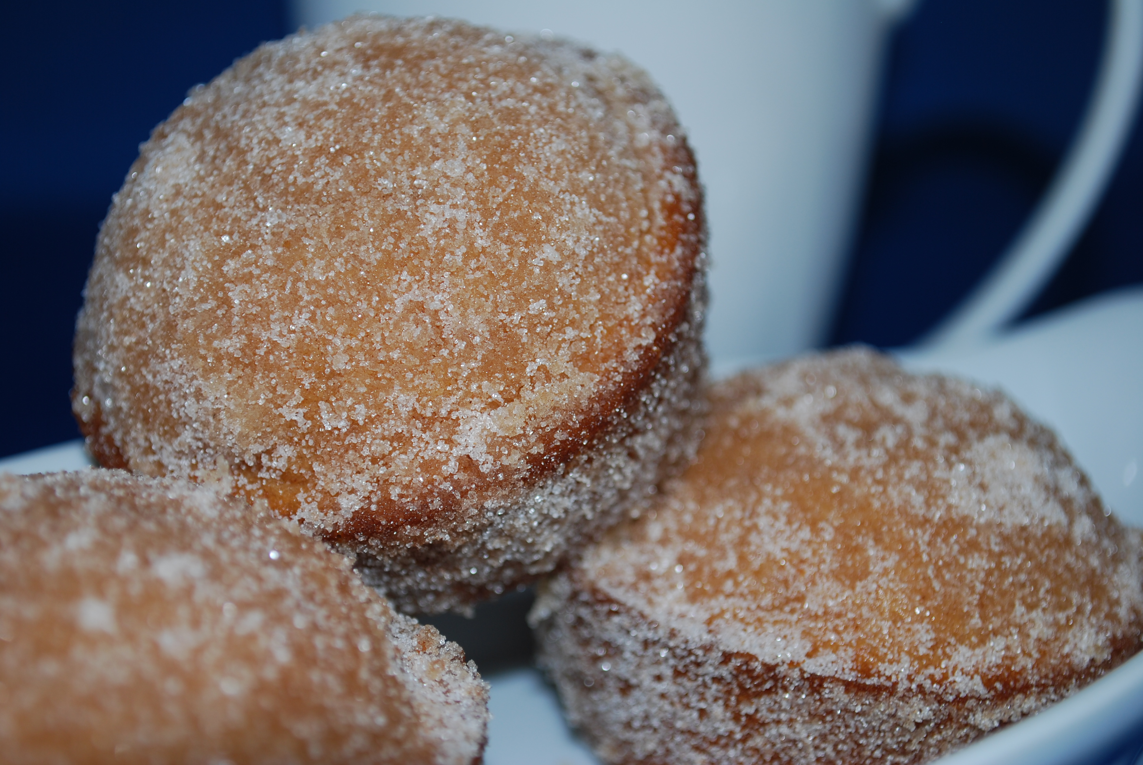 Apple Cider Doughnut Puffs