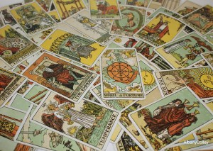 Unlocking the Mysteries of Tarot: Afternoon and Evening Sessions Available @ International on Zoom