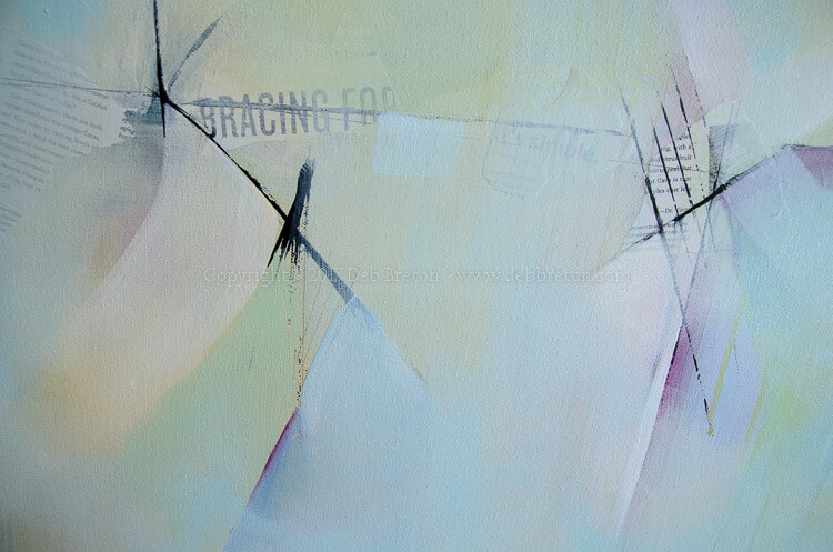 large abstract details