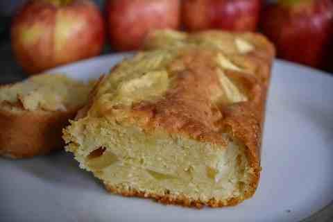 Appel Cake Debbythechocoholic