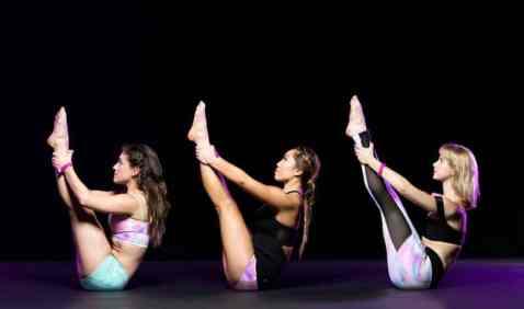 Yoga vs. Pilates