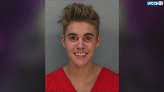 Bieber gets arrested-It's me, debcb!