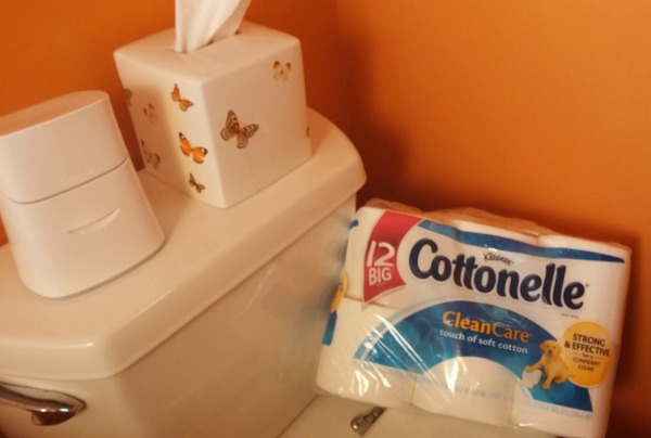Cottonelle- It's me, debcb!