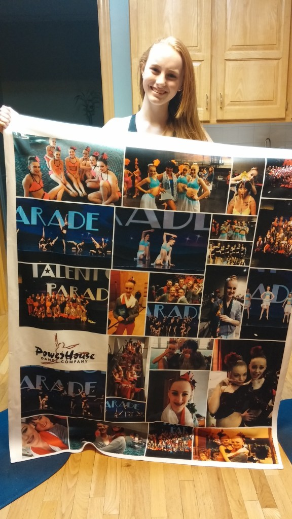 Customized Collage Blanket