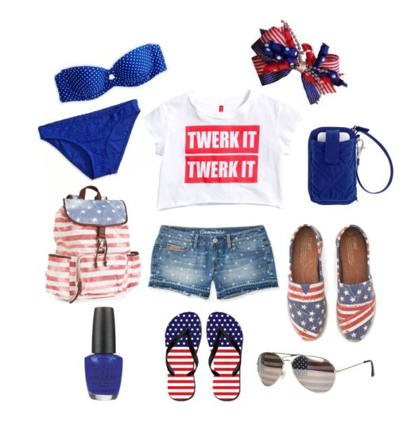 4th of July Style!- It's me, debcb!