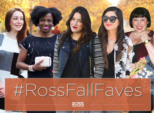 Ross Fall Faves