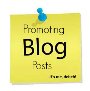Promoting blog posts