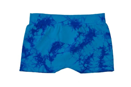 Tie Dye Stretch Shorts