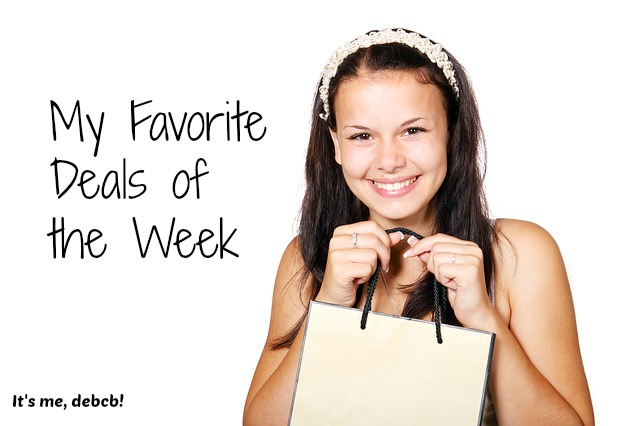 Favorite Deals of the Week- 05/10/15