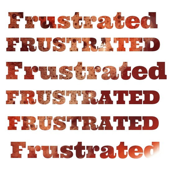 Frustrated- It's me, debcb!