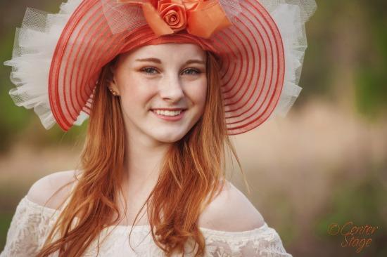 Jaiden fancy hat