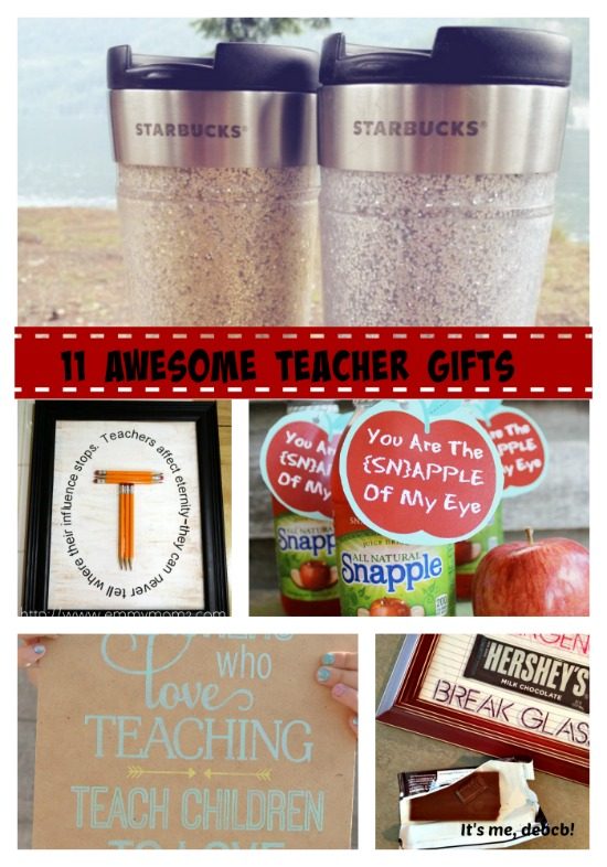 11 Awesome Teacher Gifts