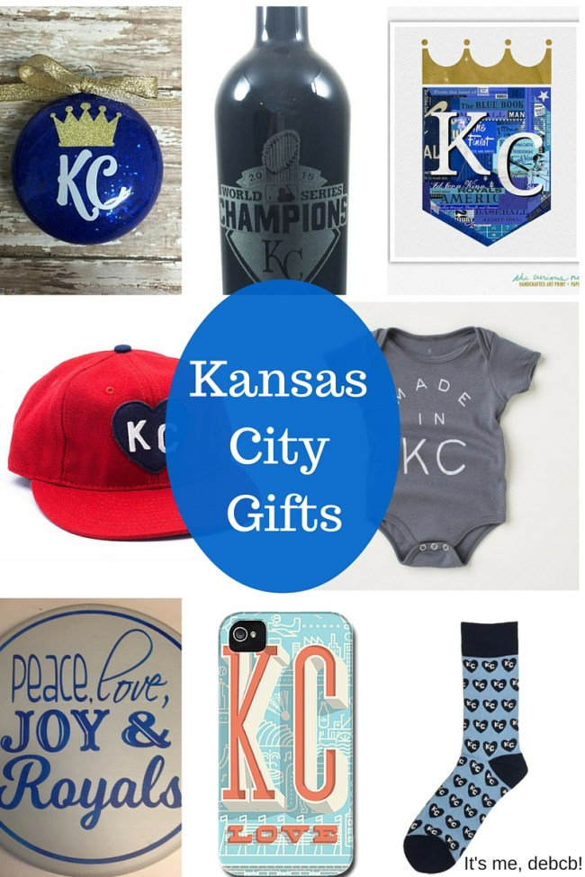 Kansas City Gifts for the Holidays