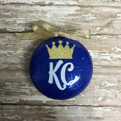 Royals ornament