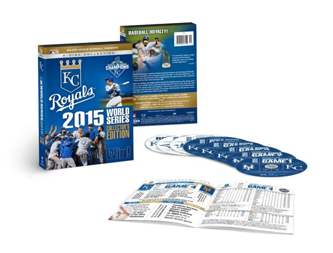 2015 World Series DVD Collection