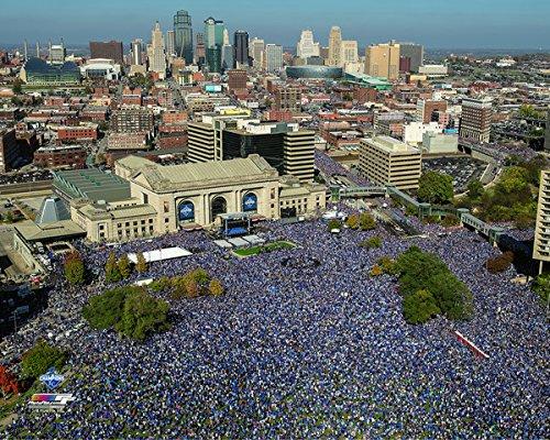 Photo of the Kansas City Royals Parade